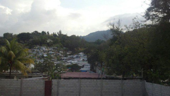 Petionville Tent City (JP01)